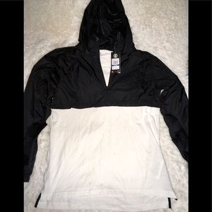 Under Armour Blk/Wht Men's Long Sleeve Hoodie XL&M